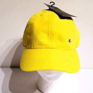 e2c95ee27029 Nike Accessories - Nike Youth Kids Metal Swoosh Strapback Hat Yellow
